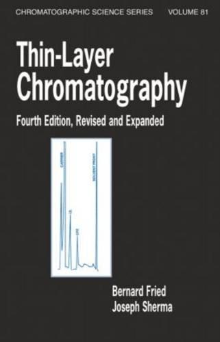 Thin-Layer Chromatography, Revised And Expanded (Hardback)