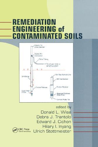 Remediation Engineering of Contaminated Soils - Environmental Science & Pollution (Hardback)