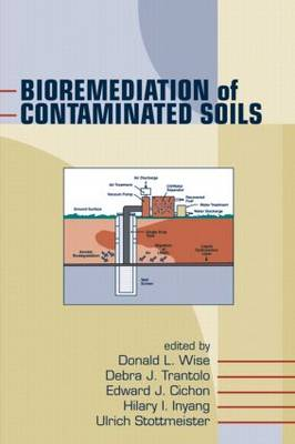 Bioremediation of Contaminated Soils - Environmental Science & Pollution (Hardback)
