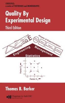 Quality by Experimental Design (Hardback)