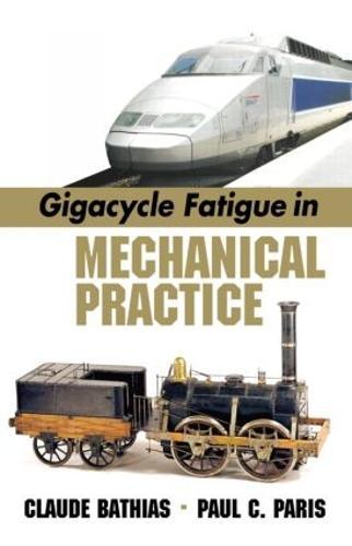 Gigacycle Fatigue in Mechanical Practice (Hardback)