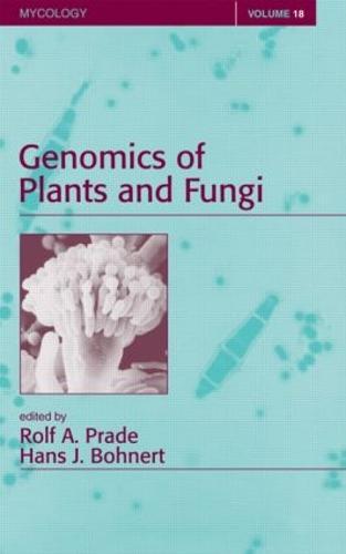 Genomics of Plants and Fungi (Hardback)