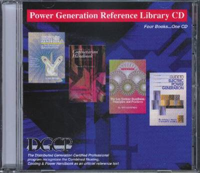 Power Generation Reference Library CD (CD-ROM)
