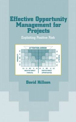 Effective Opportunity Management for Projects: Exploiting Positive Risk - PM Solutions Research (Hardback)