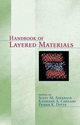 Handbook of Layered Materials (Hardback)