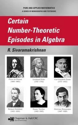 Certain Number-Theoretic Episodes In Algebra (Hardback)