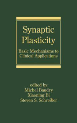 Synaptic Plasticity: Basic Mechanisms to Clinical Applications - Neurological Disease and Therapy (Hardback)