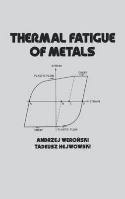 Thermal Fatigue of Metals - Mechanical Engineering (Hardback)