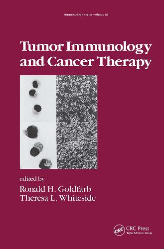 Tumor Immunology and Cancer Therapy - Immunology 61 (Hardback)