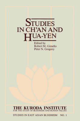 Studies in Ch'an and Hua-Yen (Paperback)