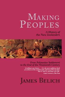 Making Peoples (Paperback)