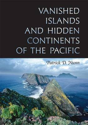 Vanished Islands and Hidden Continents of the Pacific - Latitude 20 Book (Hardback)