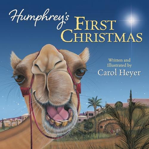 Humphrey's First Christmas (Board book)