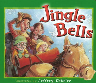 Jingle Bells (Board book)