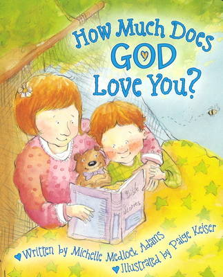 How Much Does God Love You? (Hardback)