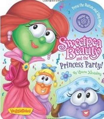 Sweetpea Beauty & the Princess Party!
