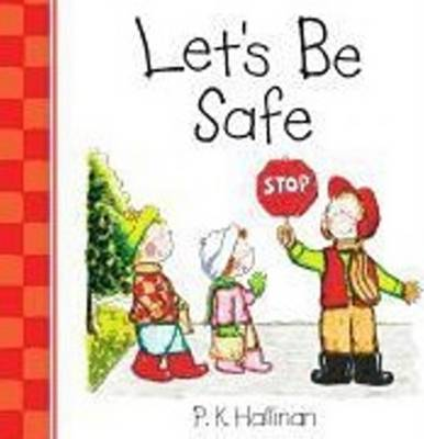 Let's be Safe (Board book)