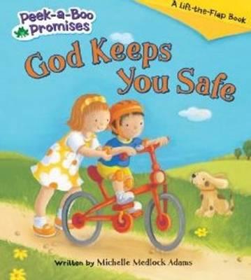 God Keeps You Safe (Board book)