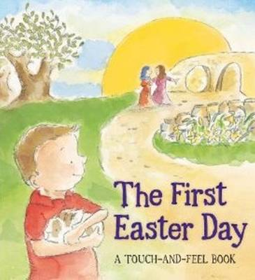First Easter Day (Board book)