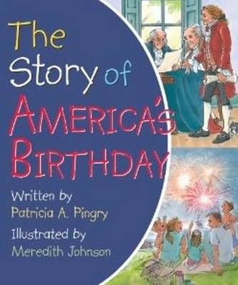 Story of America's Birthday (Board book)