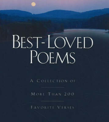 Best-Loved Poems (Hardback)