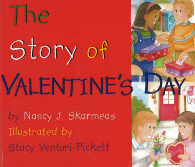 The Story of Valentines Day (Board book)
