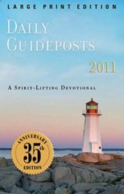 Daily Guideposts 2011 (Paperback)