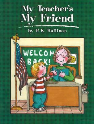 My Teacher's My Friend (Paperback)