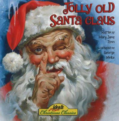 Jolly Old Santa Claus (Paperback)