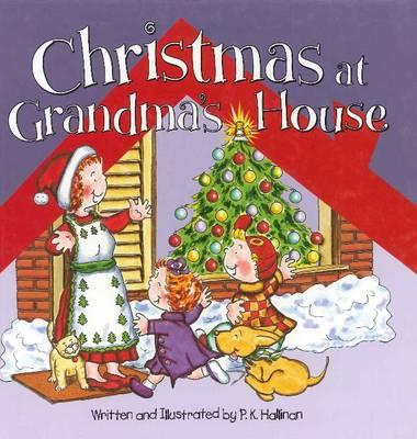 Christmas at Grandma's House (Hardback)