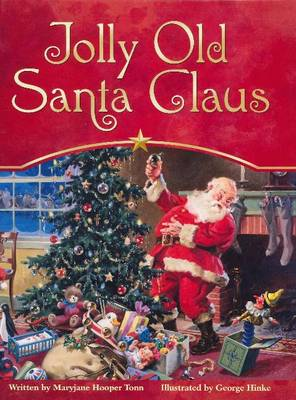Jolly Old Santa Claus (Hardback)