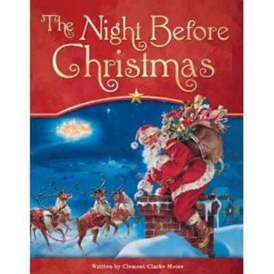 Night Before Christmas (Hardback)