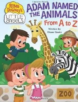 Adam Named the Animals from A to Z (Board book)