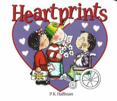 Heartprints (Board book)