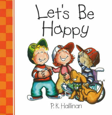 Let's be Happy (Board book)