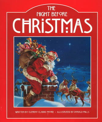 Night Before Christmas (Paperback)