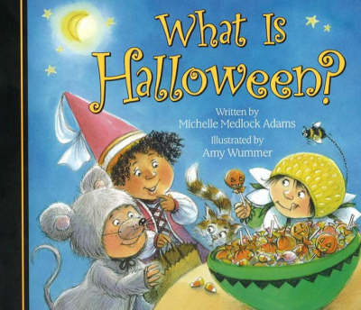 What is Halloween? (Board book)