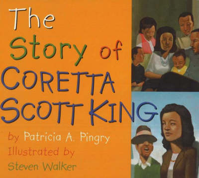 The Story of Coretta Scott King (Board book)