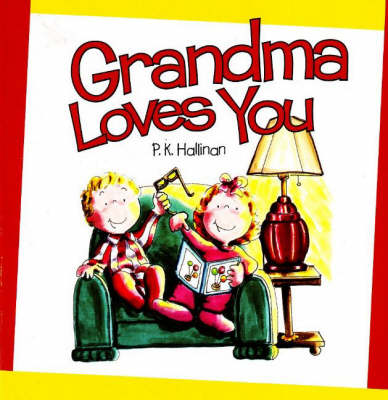 Grandma Loves You (Board book)