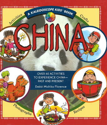 China: Over 40 Activities to Experience China - Past and Present (Hardback)
