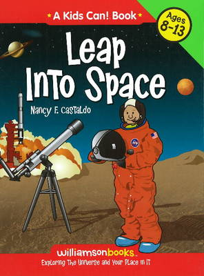 Leap into Space: Exploring the Universe and Your Place in it (Paperback)