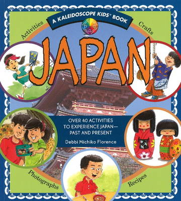 Japan: Over 40 Activities to Experience Japan - Past and Present (Hardback)