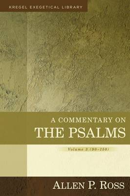 A Commentary on the Psalms: 3 (Hardback)