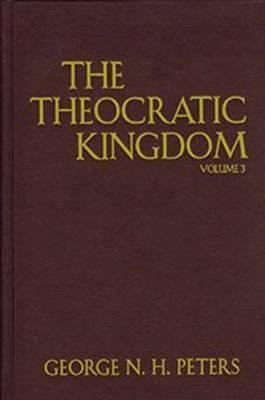 The Theocratic Kingdom (Hardback)