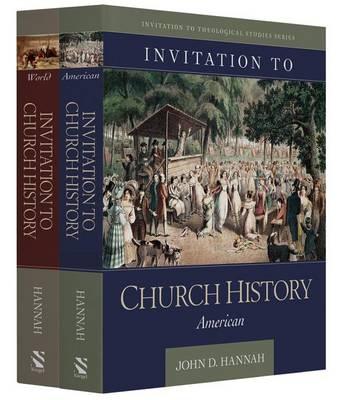 Invitation to Church History: World and America (Hardback)