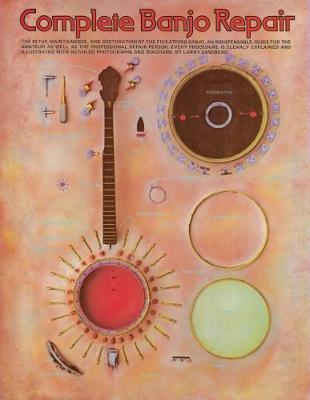 Complete Banjo Repair (Paperback)