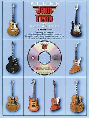 Blues Jam Trax for Guitar