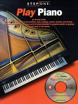 Step One: Play Piano (Paperback)