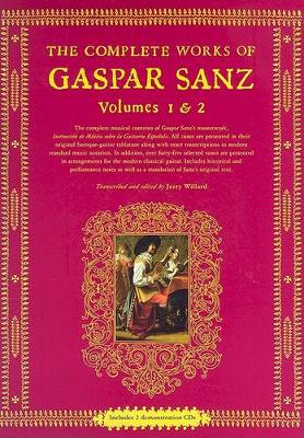 Complete Works Of Gaspar Sanz (Slipcase Edition) (Paperback)