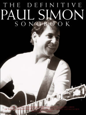 The Definitive Paul Simon Songbook (Paperback)